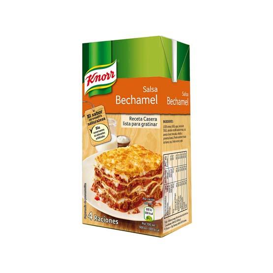 Salsa Beixamel Knorr
